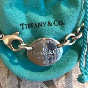 Tiffany's - Please Return to Tiffany necklace